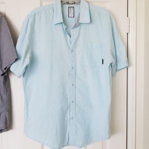 Billabong Shirts - Bundle: 3 mens Billabong button-down shirts